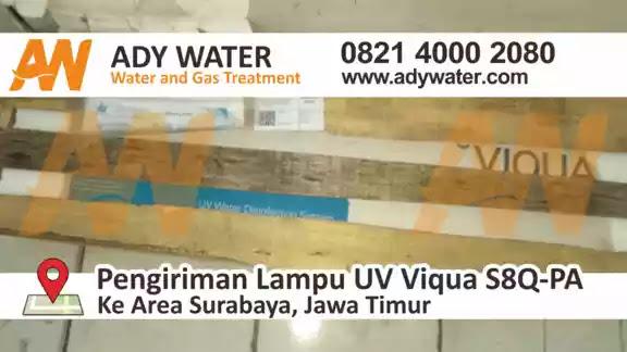 Jual Lampu UV  Sterilisai Viqua Sterilight  Murah Air Isi Ulang