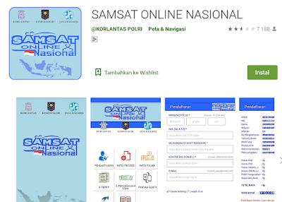 aplikasi cek plat nomor online