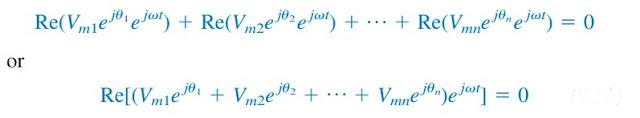Hukum Kirchhoff Rangkaian AC