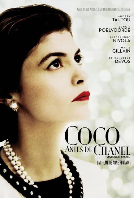 Coco Antes de Chanel Filmes Moda