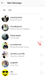 How to send voice message on Instagram, How to send Audio message on Instagram