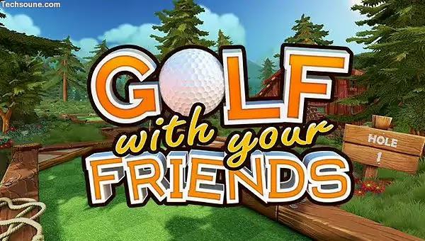 لعبة Golf with your Friends