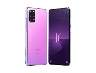 Samsung Galaxy S20+ HP Gaming Terbaik 2020