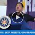 """Duterte to Catholic Church – """"Diretso ka sa Diyos, Huwag kang dumaan sa kumpisal ng mga Pari."""""""