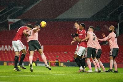 صور.. مانشستر يونايتد يسقط أمام شيفيلد بشكل مفاجئ فى الدوري الإنجليزي