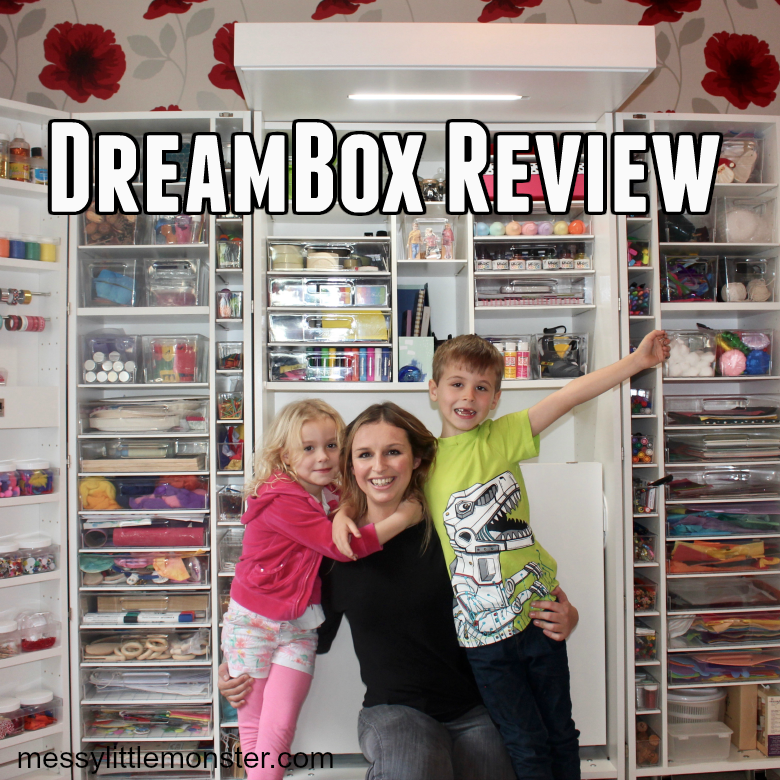 DreamBox by The Original ScrapBox review