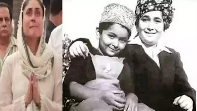 Kareena Kapoor shares this special video in memory of uncle Rishi Kapoor