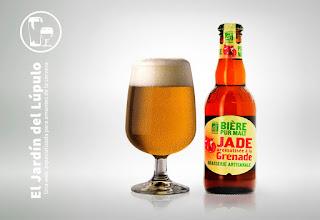 Jade Aromatisée à la Grenade