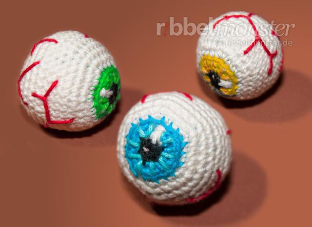 10 Patrones a Crochet para Halloween Gratis - Arte Friki