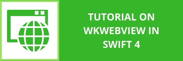 Swift tutorial: How to load web page using WKWebView in swift - iOS