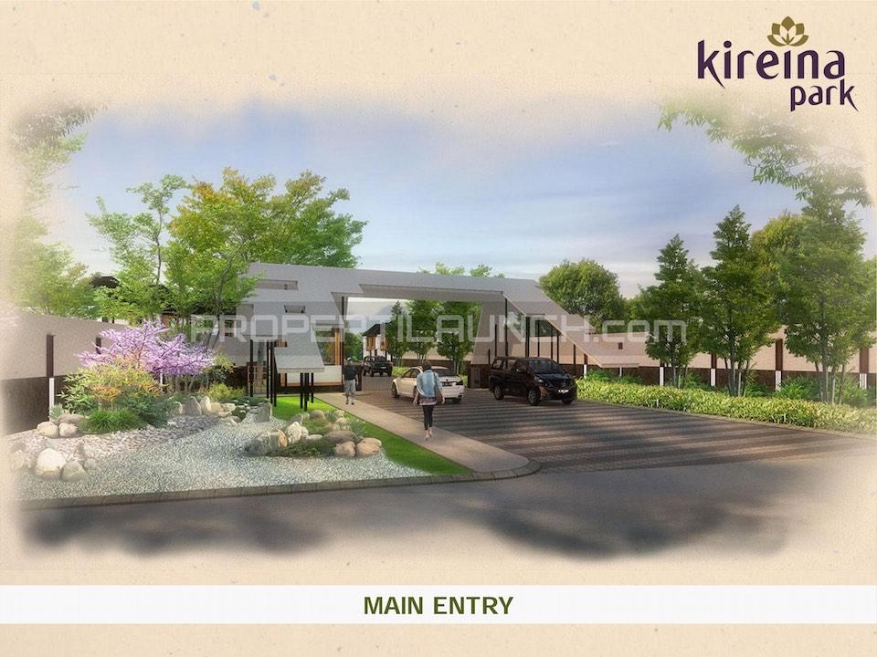 Kireina Park Gate