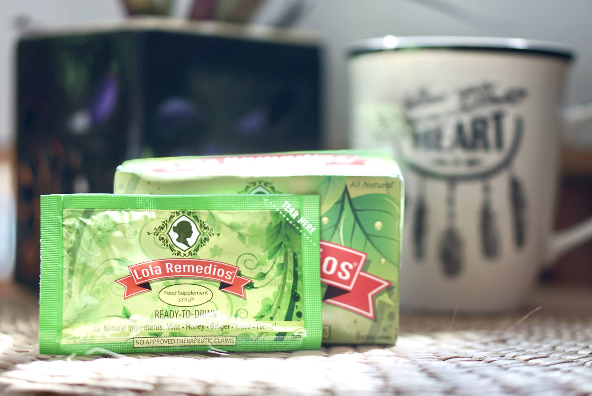 TLC with Lola Remedios and reasons to love it even more!, lamig remedy, lola remedios