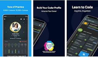 افضل 10 تطبيقات تعلم البرمجة للاندرويد مجانا