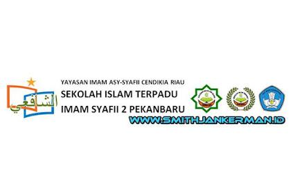 Lowongan Sekolah Islam Terpadu Imam Syafii 2 Pekanbaru April 2018