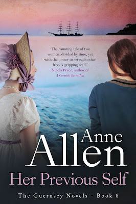 Her Previous Self by Anne Allen book cover