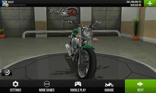 Game Traffic Rider Mod untuk Android Versi Baru