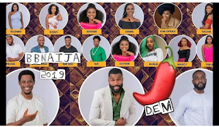 BBNaija: Biggie Announces All Housemates For Eviction