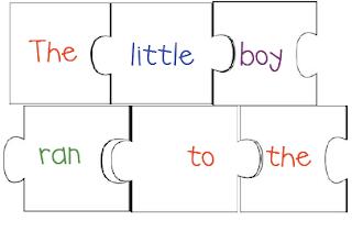 Sarah's First Grade Snippets: June Literacy Center Menu