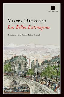 Las bellas extranjeras Mircea Cartarescu