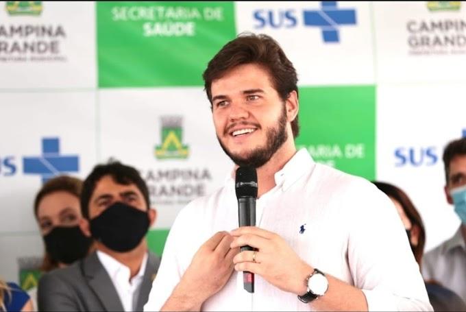 Prefeito Bruno confirma para esta sexta-feira o pagamento dos salários dos servidores municipais de Campina Grande