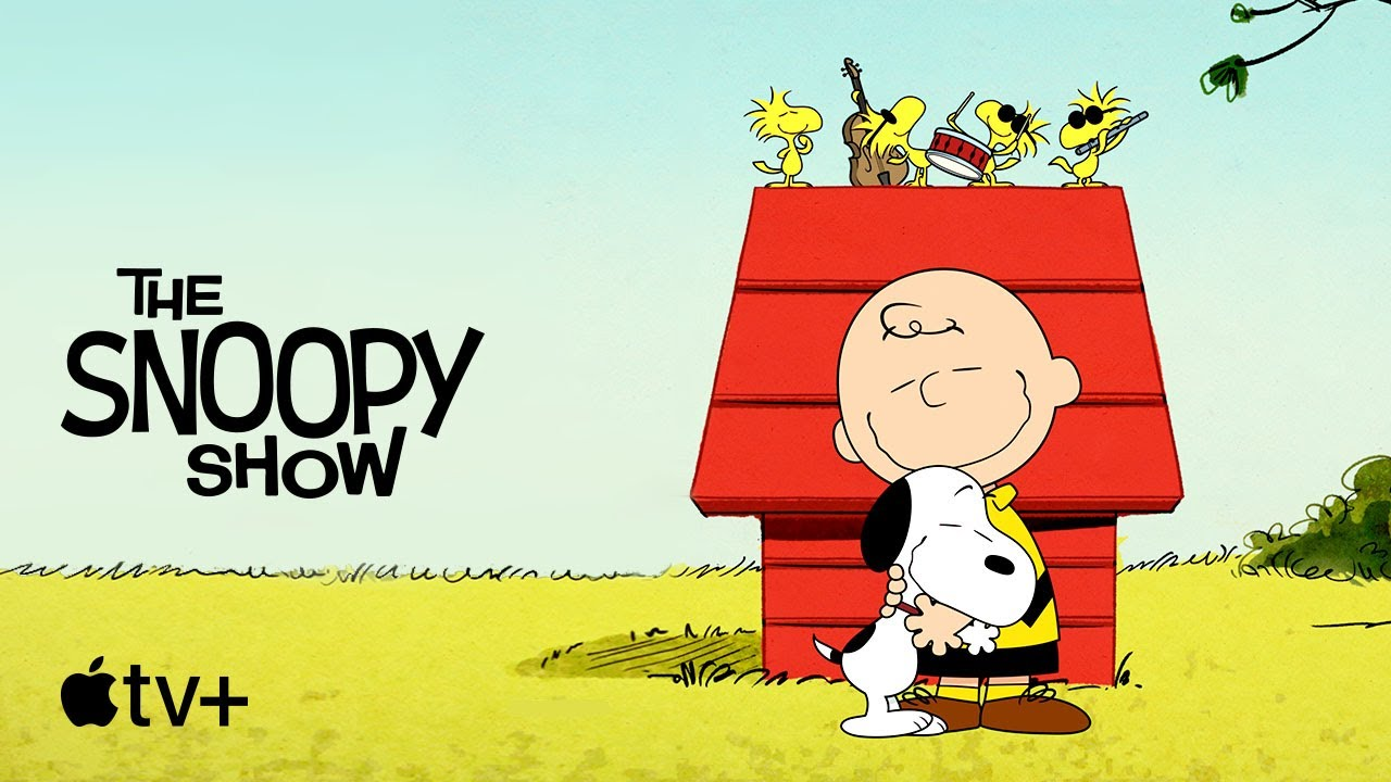 The Snoopy Show (Season 1) Hindi Episodes Download 720p WEB-DL