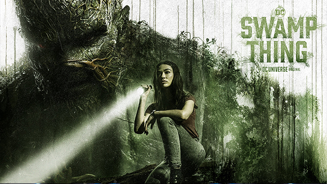 Swamp Thing (2019) Temporada 1 Web-DL 1080p Subtitulado