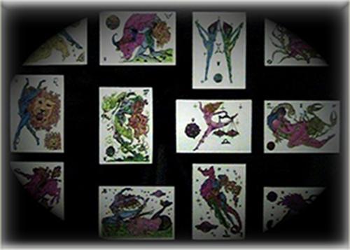 Stampa 50 x 70 cm   Carta Patinata   Disegnato a Mano Libera e Colori  Euro 10 + 10 per Spedizione
