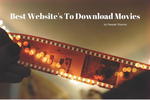 Best Website To Download Movies