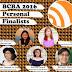 BCBA 2016 Personal Finalists