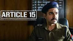 Watch Artical 15 Full Movie Oniline - Moviehai