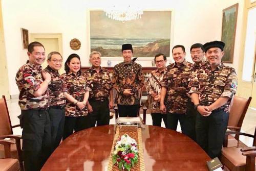Presiden Jokowi Minta FKPPI Berperan Aktif Menjaga Spirit Nasionalisme