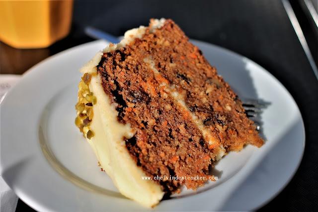 carrot cake, vindex tengker