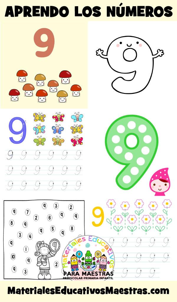 fichas-numeros-preescolar