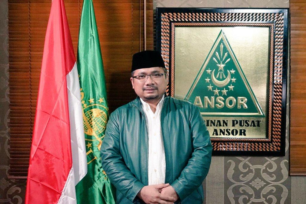 Panglima Tertinggi Banser jadi Menteri Agama