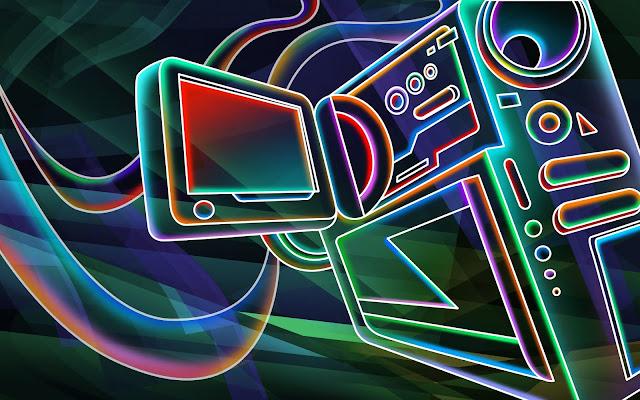 New Photo: Neon, 2560x1600