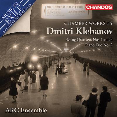 Dmitri Klebanov - ARC Ensemble - Chandos