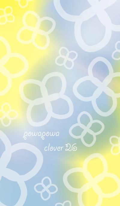 powapowa clover Vol.26