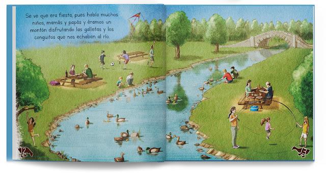 Cuento Infantil Ilustracion Editorial
