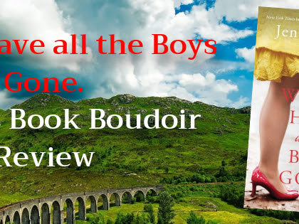 Where Have all the Boy Gone by Jenny Colgan Review