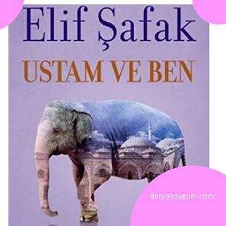 Ustam Ve Ben - Elif Şafak - Kitap Tavsiyesi