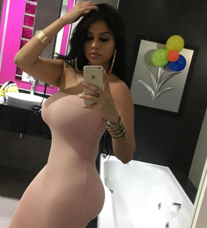 mujeres bonitas en Las Pampitas