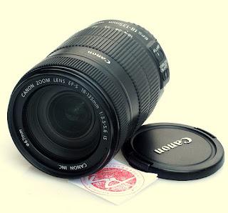 Jual Lensa Canon 18-135 2nd