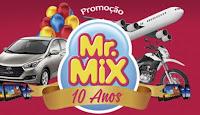 Promoçao Mr. Mix 10 Anos www.promocao10anosmrmix.com.br