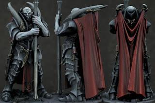 The Crimson Court's Gorath (close-ups)