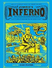Jimbo's Inferno Comic
