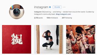 akun instagram punyanya instagram