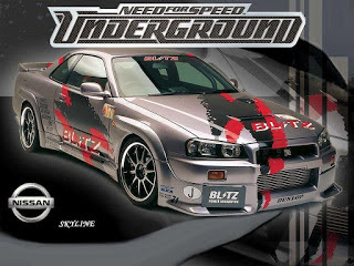 NEED FOR SPEED UNDERGROUND download free pc game full version