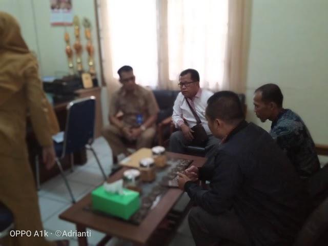 Terkait Pemberhentian Tidak Berdasarkan Aturan, Forum Perangkat Desa Hamparan Rawang Koordinasi Bersama Pemdes Prov. Jambi