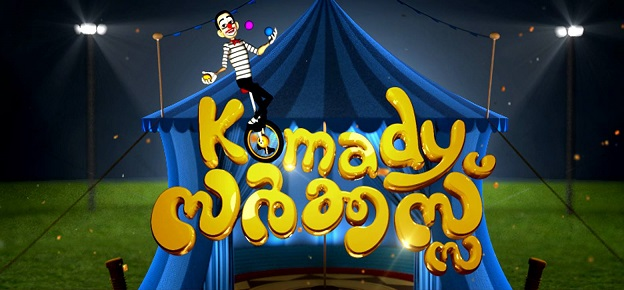 Comedy Circus on Mazhavil Manorama