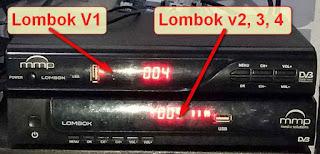 Firmware Terbaru MMP Lombok V1 Ali M3510A